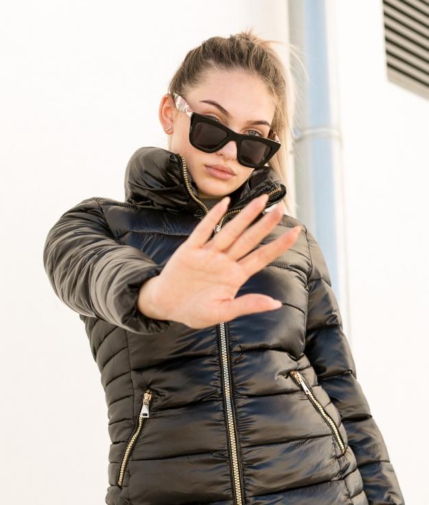 Jacket Gerton - Black