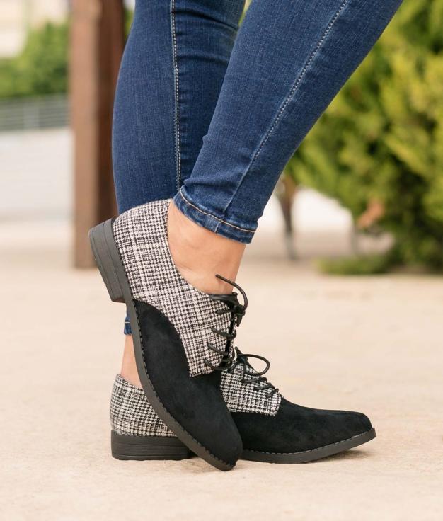 Zapato Venusa - Cinza