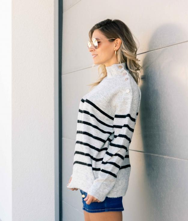 Sweater Krux - Grey