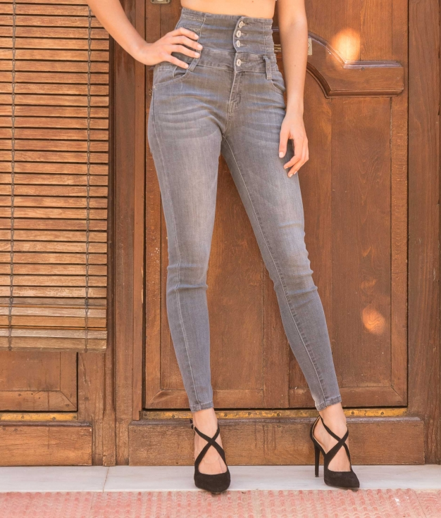 Pantalon Vastana - Gris