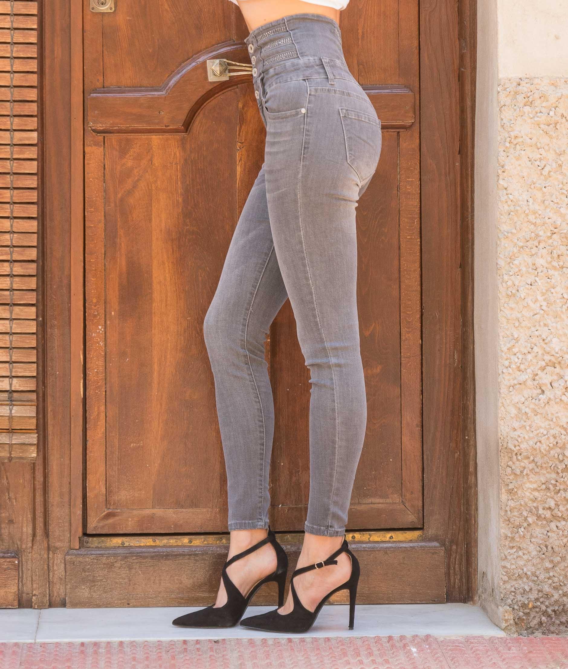 Pantalón Vastana - Gris