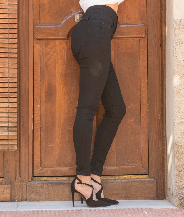 Trousers Frode - Black