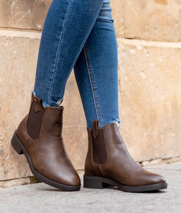 Low Boot Mercade - Brown