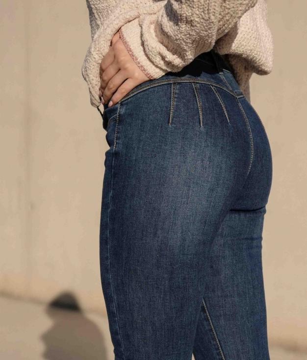Trousers Bacarid - Denim