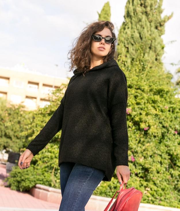 Sweatshirt Toms - Black