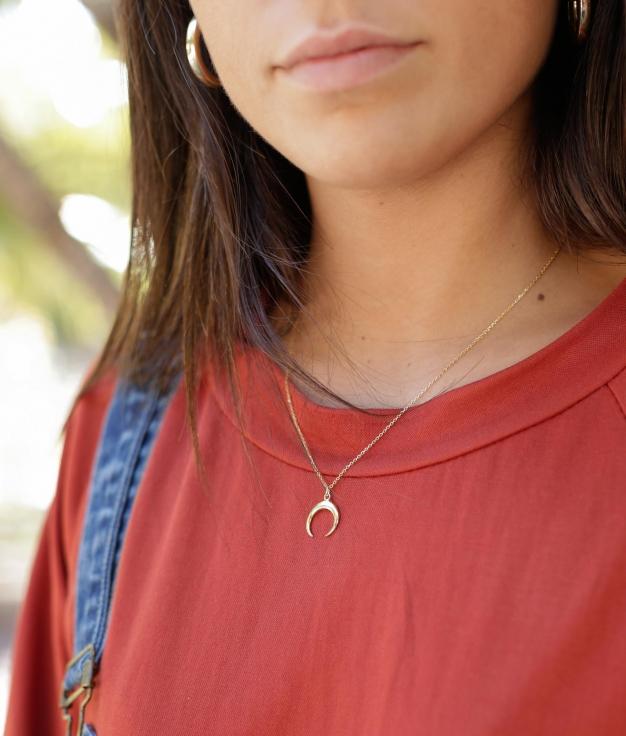 Necklace Miglun - Gold