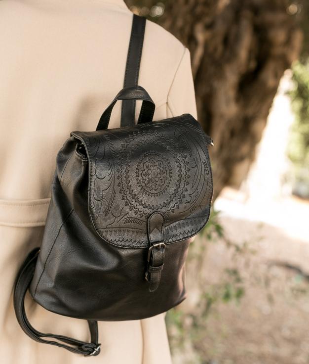 Backpack Yeska - Black