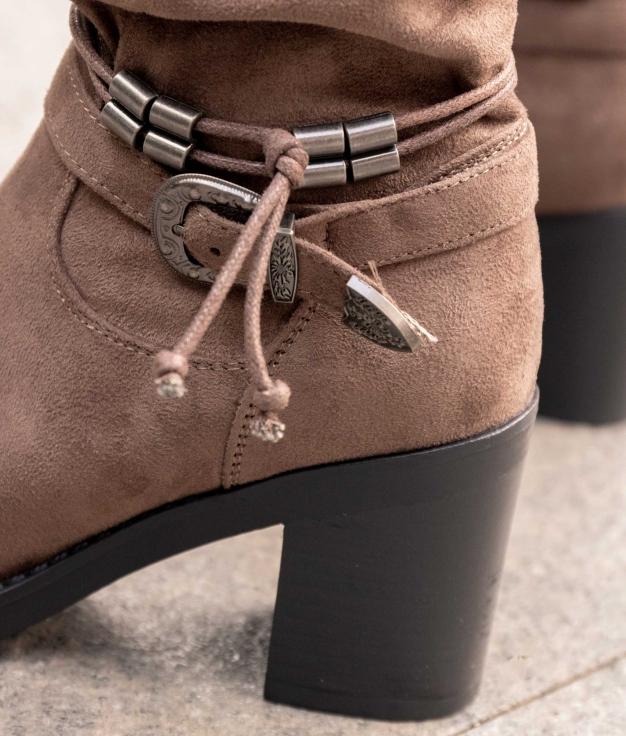 Low Boot Naliz - Khaki