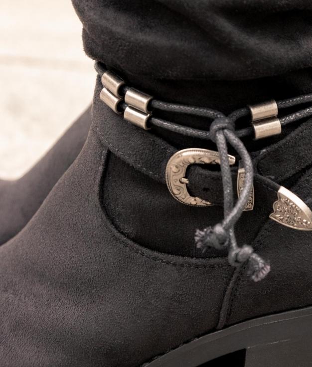 Low Boot Naliz - Black