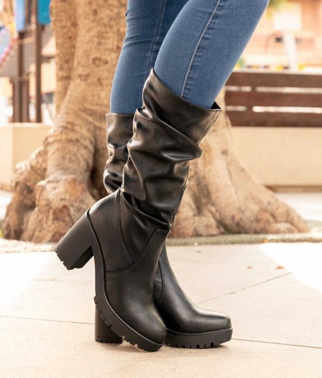 Knee-length Boot Soefe - Black