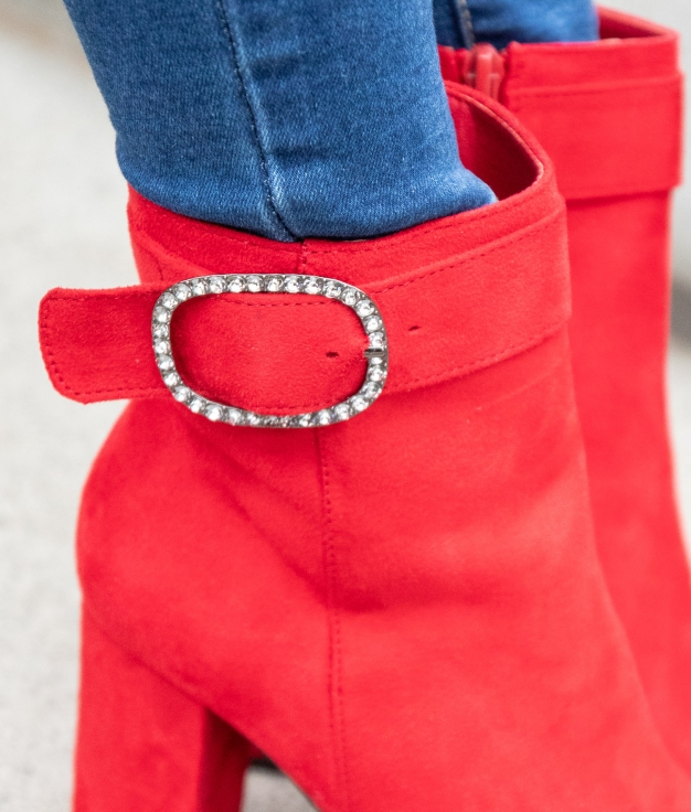 Bota Basso Tuner - Rosso