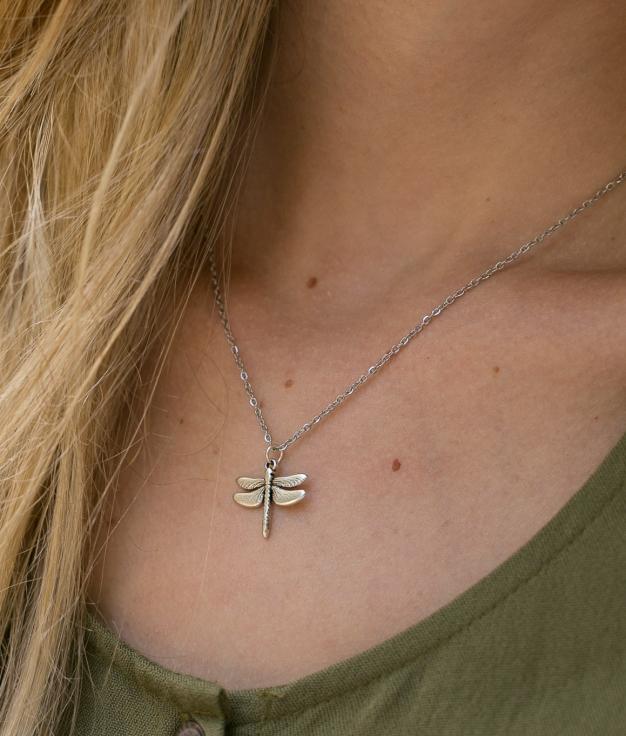 Necklace Guilda - Silver