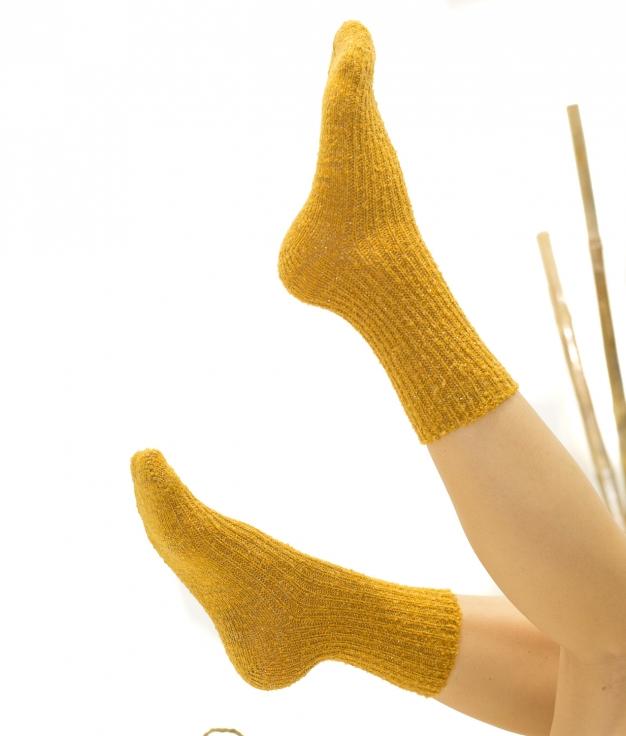 Sock Jerion - Mustard