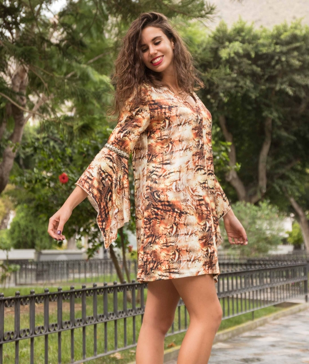 Dress Kival - Multicolor