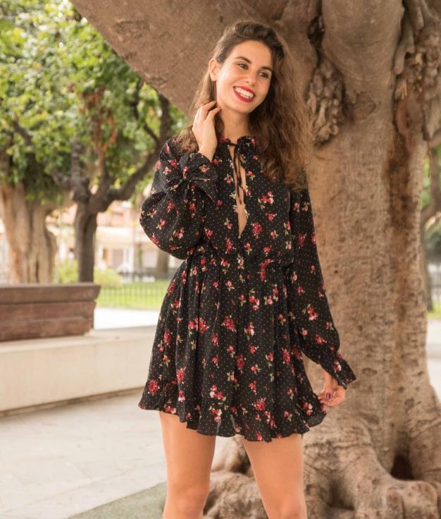 Dress Nigoa - Black