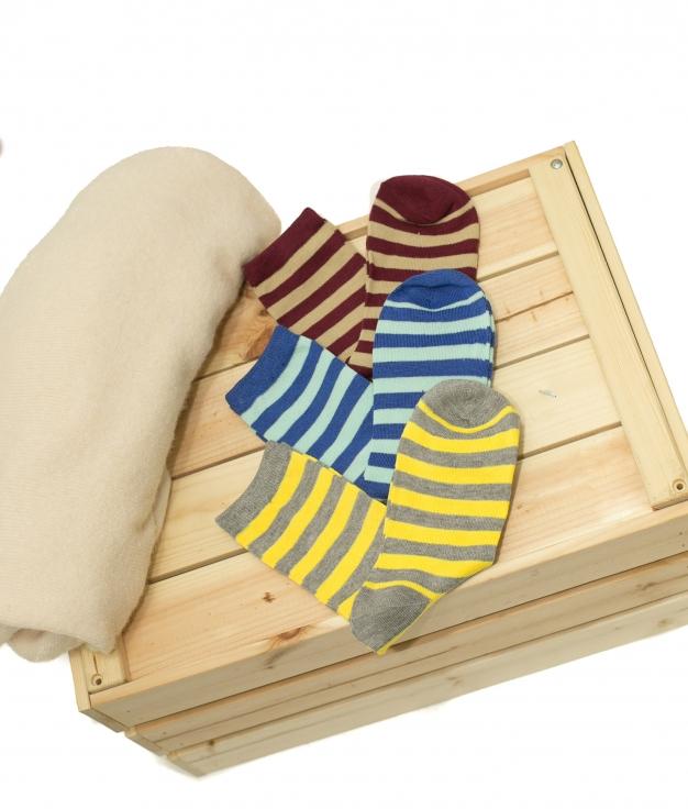 Sock Raller - Multicolor Pack 2