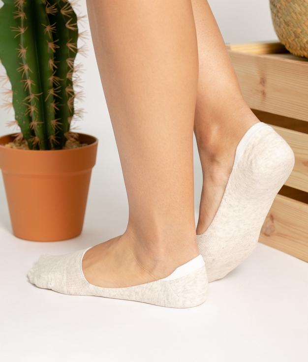 Sock Meren - White