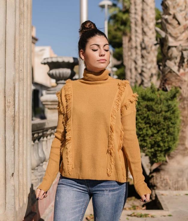 Jersey Veroa - Camelo