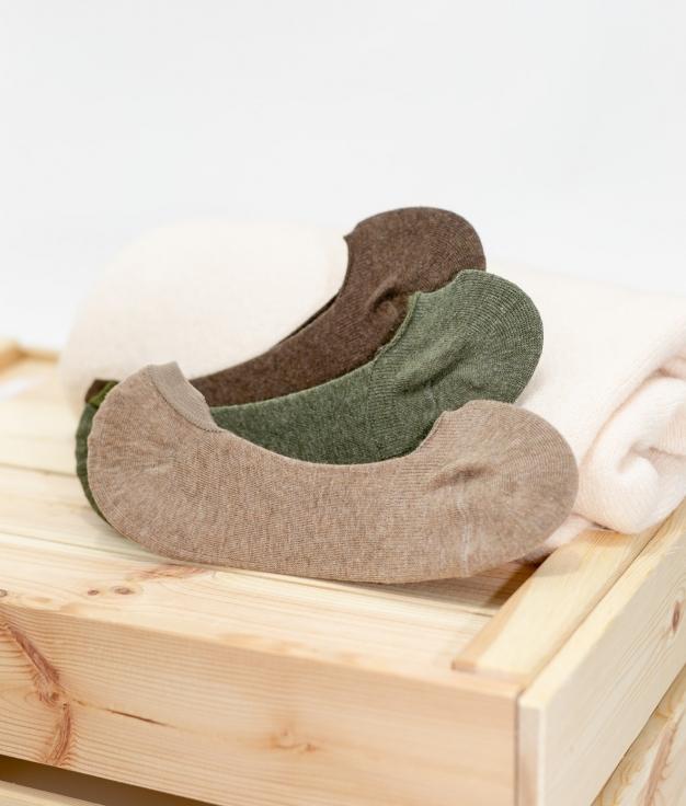 Sock Fasle - Multicolor Pack 2