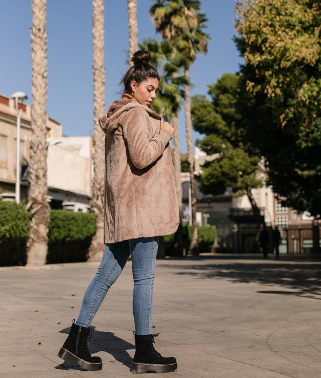 Jacket Ilgon - Khaki