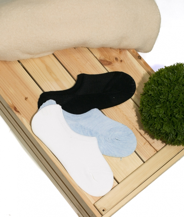 Chaussette Gedie - Multicolore Pack 1