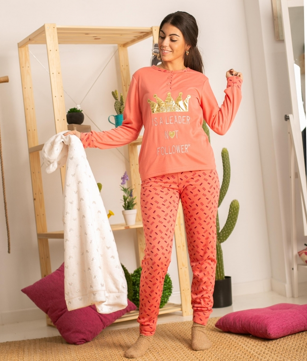 Pijama Kenos - Pink