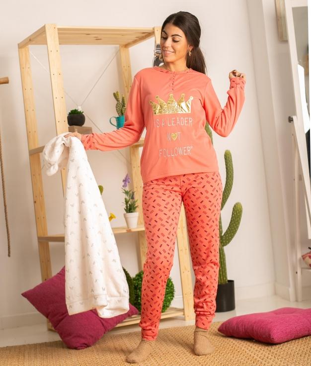 Pijama Kenos - Rosa