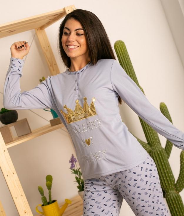 Pijama Kenos - Azul