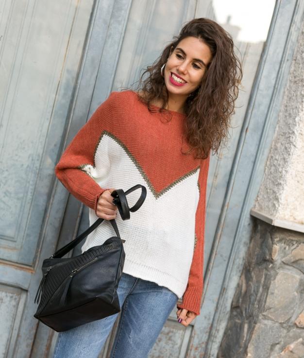 Sweater Suqer - Brick