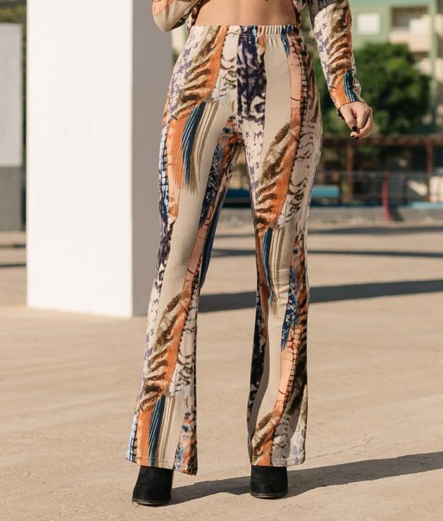 Trousers Galmena - Multicolor