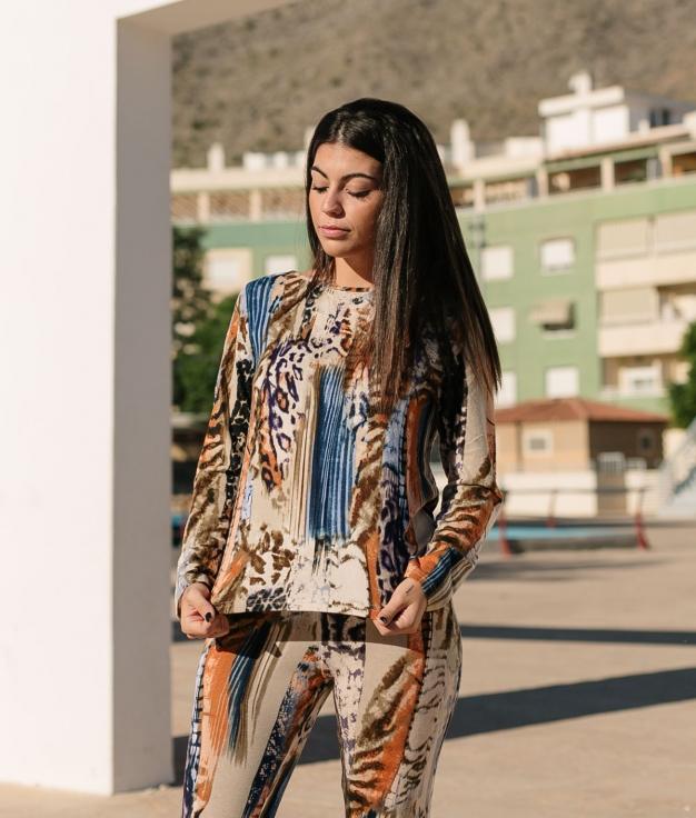 Camicia Coler - Multicolore