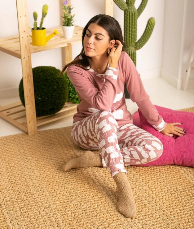 Pijama Neblis - Rosa
