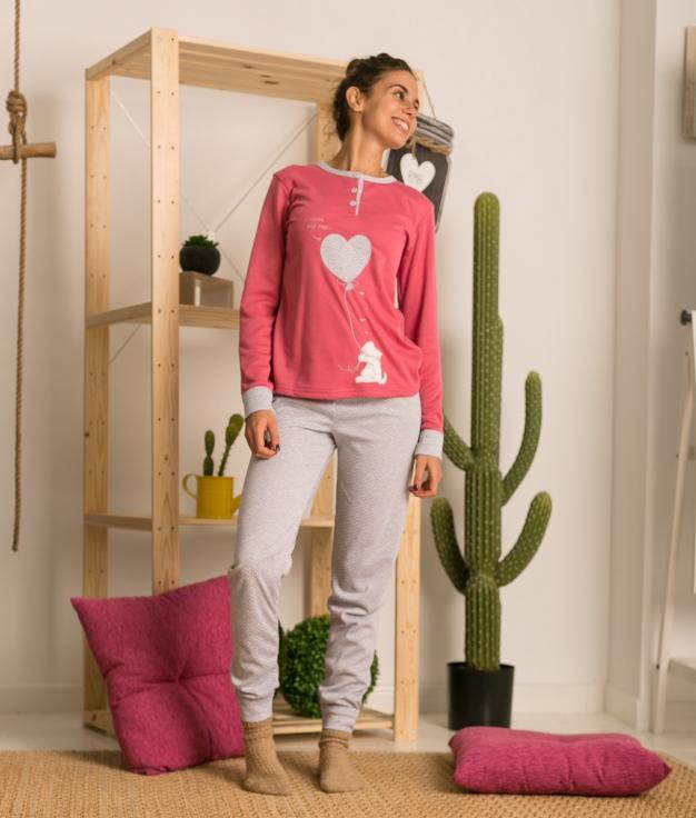 Pijama Staren - Rosa