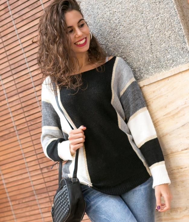 Sweater Quelmire - Black