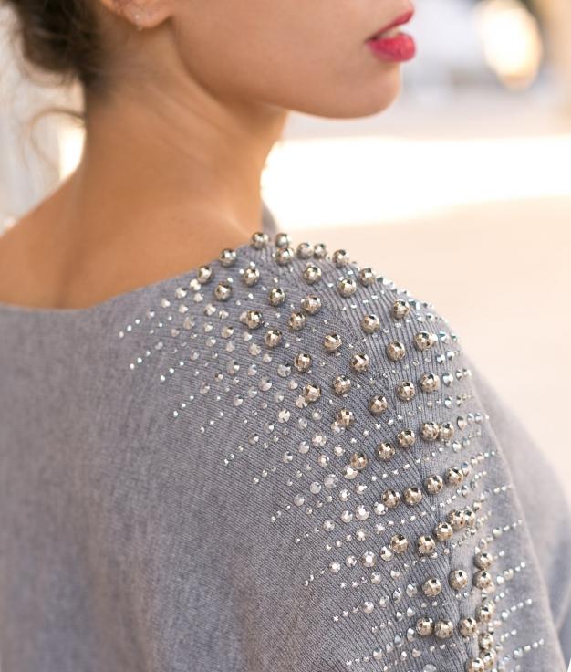 Sweater Serin - Grey