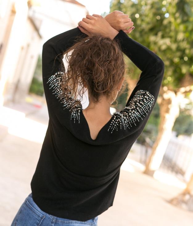 Sweater Serin - Black