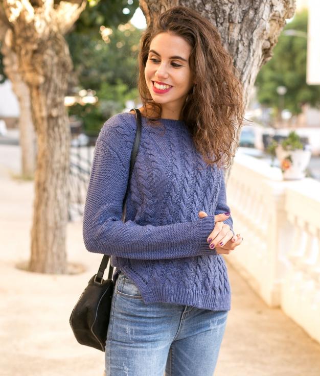 Sweater Wener - Blue