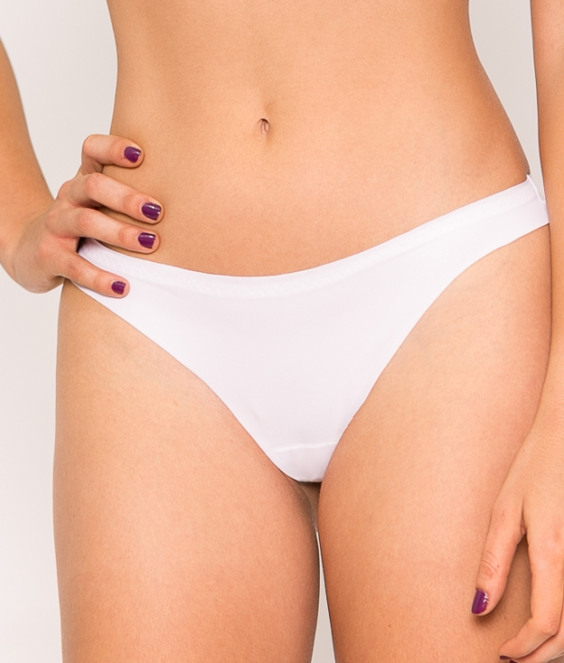 Thong Benace - White