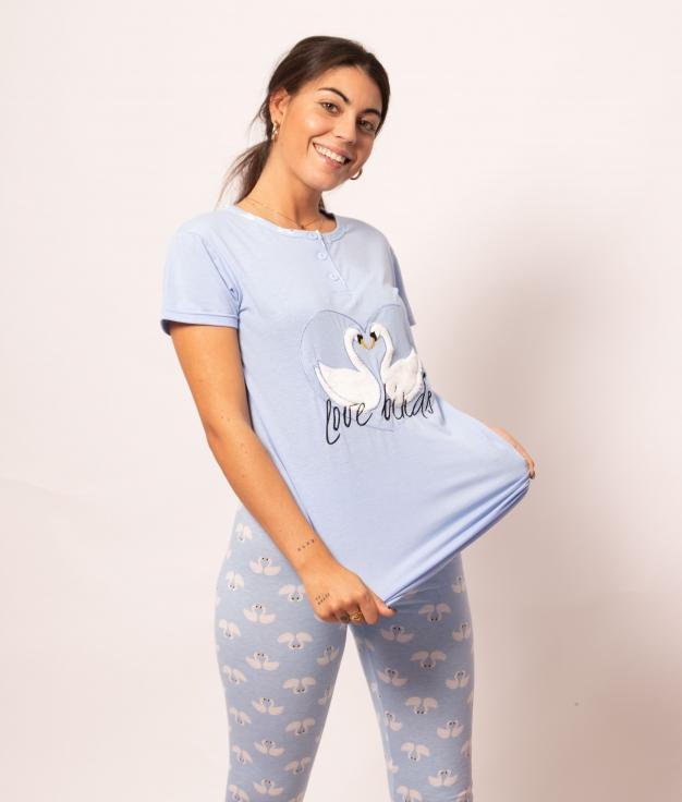 Pijama Brut - Azul