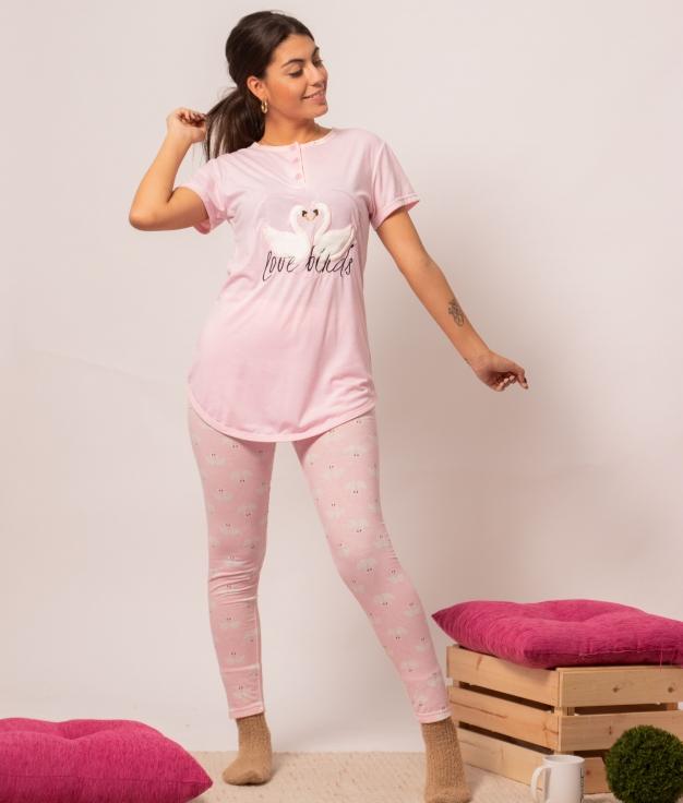Pijama Brut - Rosa
