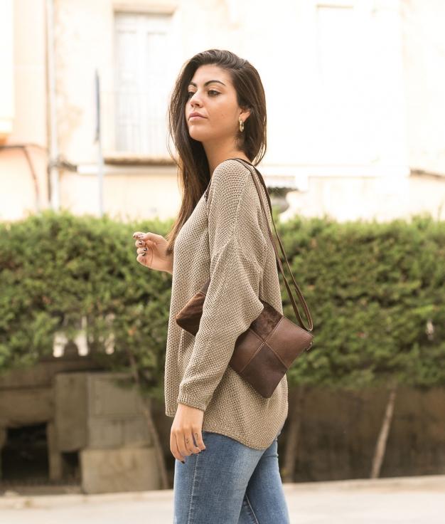 Sweater Ganster - Beige
