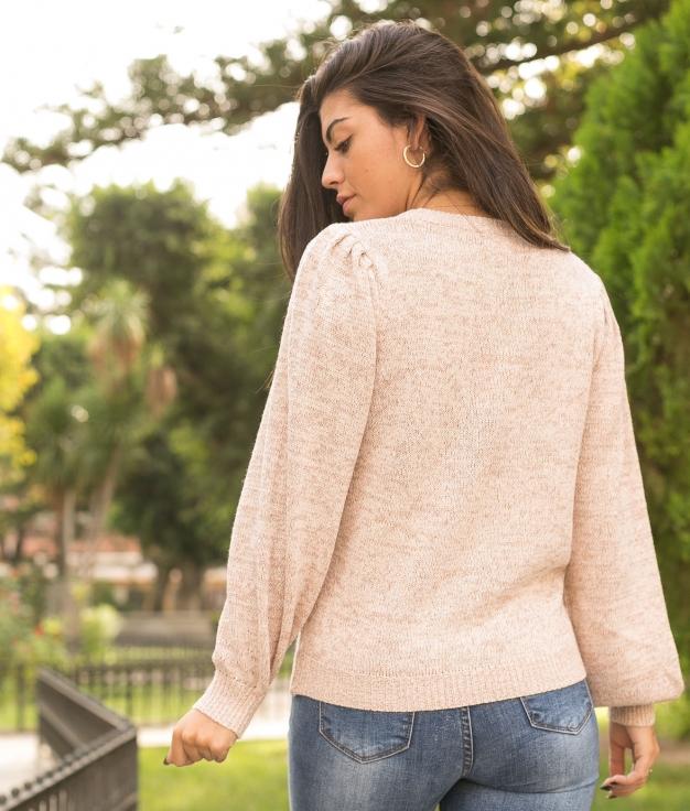 Sweater Eneris - Beige