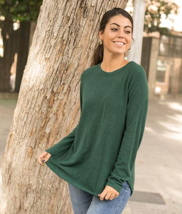 Camiseta Pertus - Verde