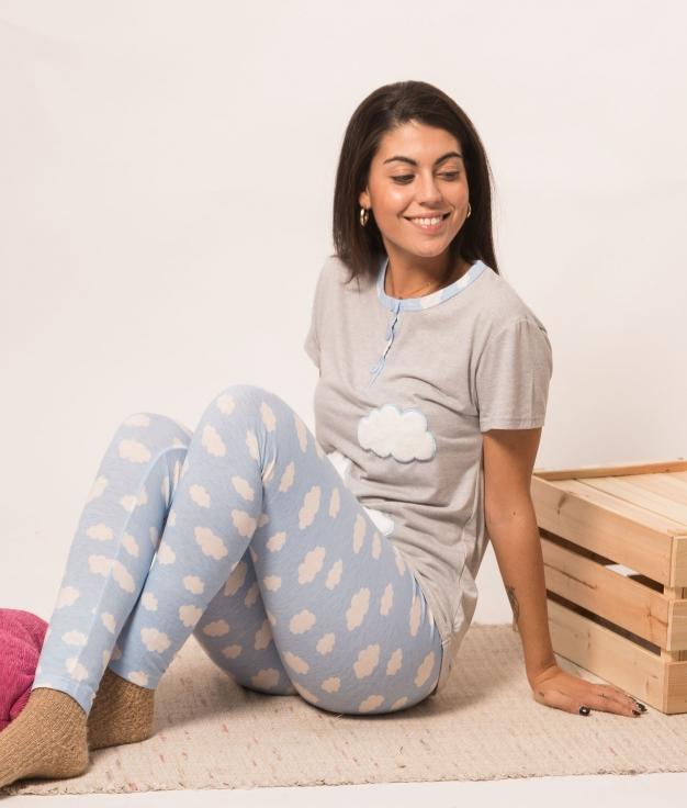 Pijama Wener - Gris