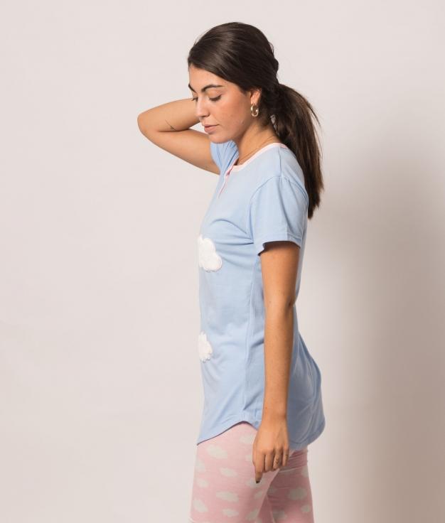 Pijama Wener - Blue