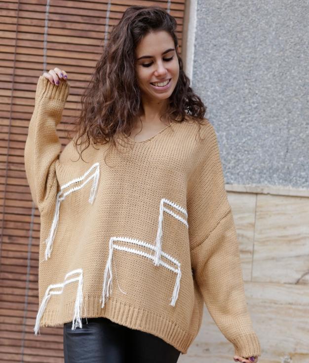 Jersey Tober - Camel