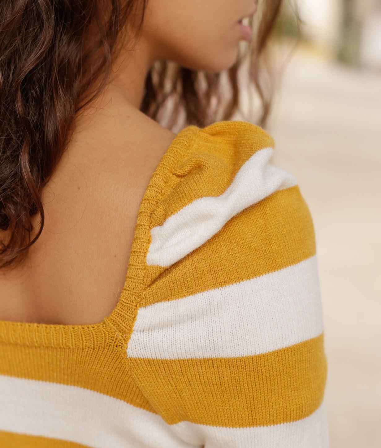 Sweater Walas - Mustard