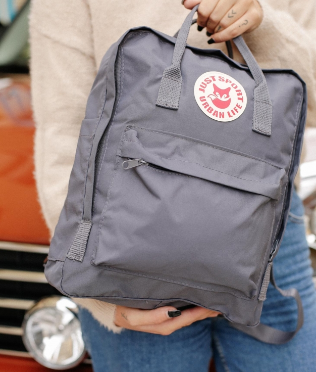 Backpack Hartrip - Dark Grey