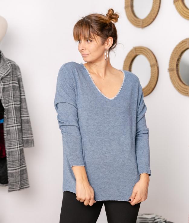 Camicia Lakisa - Blu