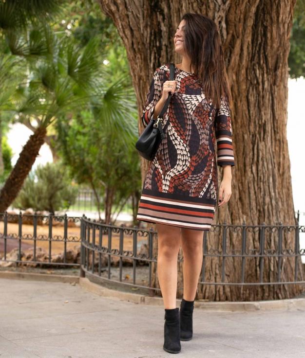 Vestido Serico - Preto